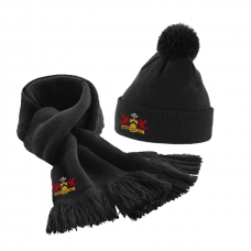 Canton RFC Hat & Scarf Set